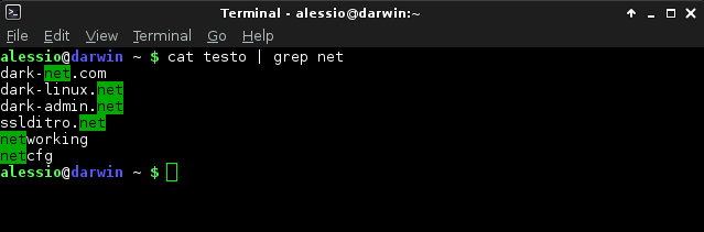 Coloring Grep To Easier Research Linuxaria