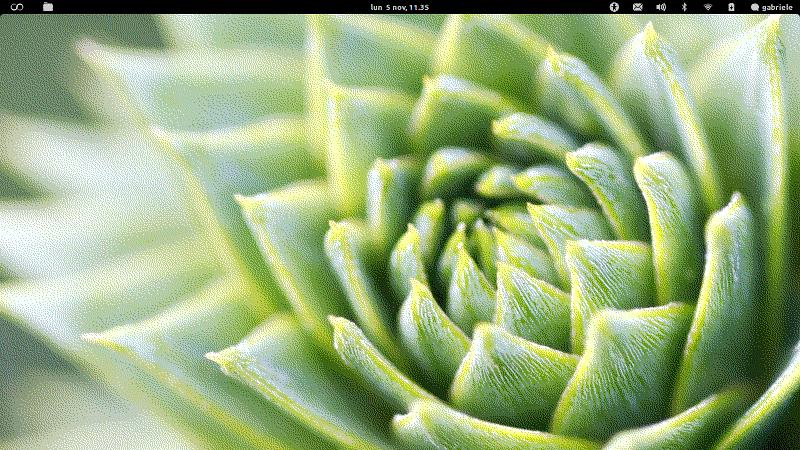 my Ubuntu 12.10 Gnome Edition