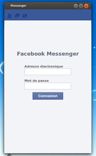 Online Messenger Chat Room