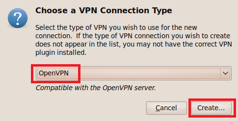 how to create ovpn file ubuntu