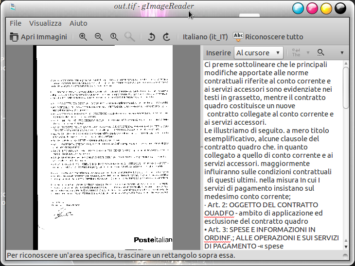 tiff to word document