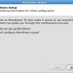 Share your files easily on your computers with NitroShare
