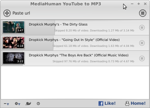 playlist da youtube ubuntu