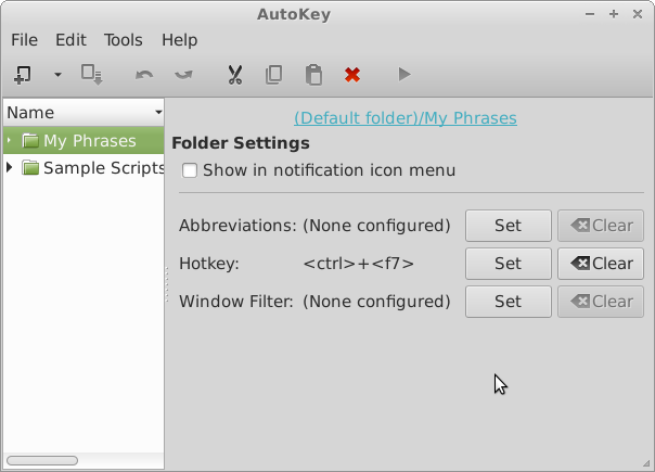 Automate your common tasks on Linux with AutoKey | Linuxaria