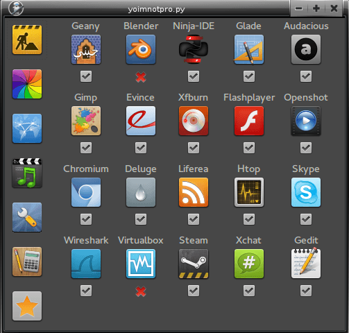Surprising Yoimnotpro An App Center For Archlinux Linuxaria Download Free Architecture Designs Lukepmadebymaigaardcom