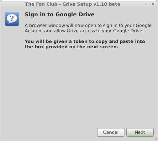 How to access Google Drive on Linux   Linuxaria